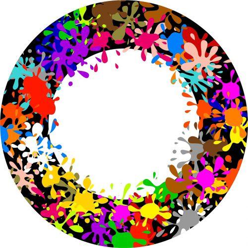 rėmas,sienos,fonas,pasienio rėmas,sienos ir rėmai,kraštas,rėmo siena,erdvė,copyspace,balta,tuščia,tuščias,plakatas,ženklas,apvalus,apvalus ženklas,apvalus rėmas,dažyti,rašalas,splats,plakti,dėmė,skystas,spalvos