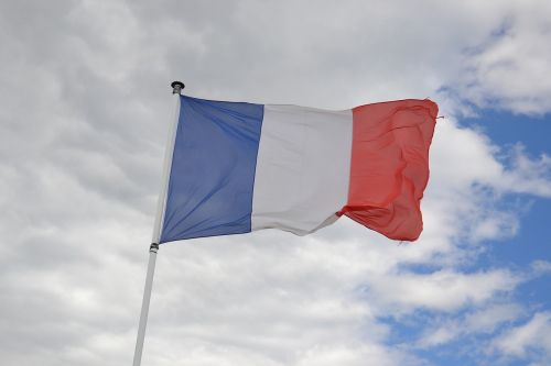 france,vėliava,trispalvis,vėjas,duoklė,Tautinė vėliava,Prancūzų vėliava,Šalis,Prancūzų kalba,balta,mėlynas,raudona