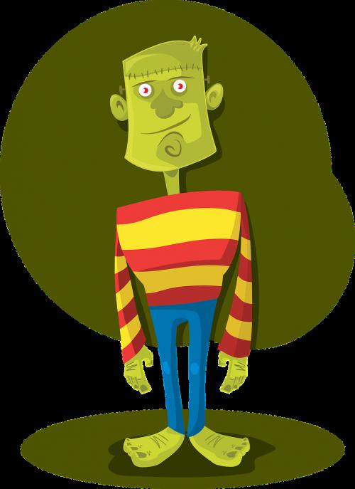 frankenstein monstras,Helovyno vektoriaus charakteris,Halloween frankenstein,Halloween frankenstein monstras,Halloween iliustracija,Halloween monstras,vektorius Halloween frankenstein,nemokama vektorinė grafika