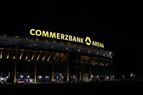 Frankfurtas,  Futbolas,  Stadionas,  Arena,  Commerzbank Arena,  Pasaulio Čempionatas,  Žiūrovai,  Sportas,  Futbolo Stadionas,  Grandstand,  Futbolo Rungtynės,  Po Žaidimo,  Tuščia,  Auditorija,  Pasaulio Taurė,  Statyba,  Rėmėjas,  Eintracht
