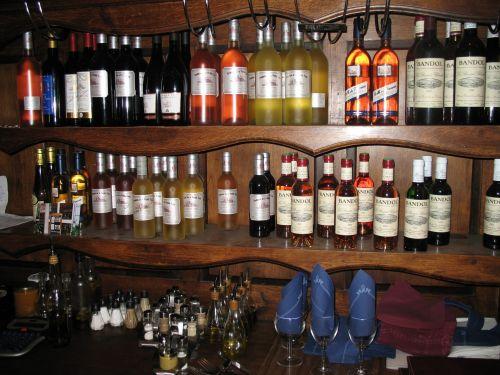 Prancūzų kalba, vynas, alkoholis, Prancūzijos vyno alkoholis