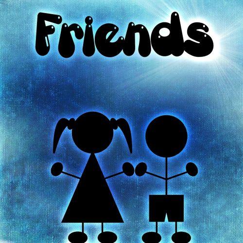 draugai,pora,Draugystė,kartu