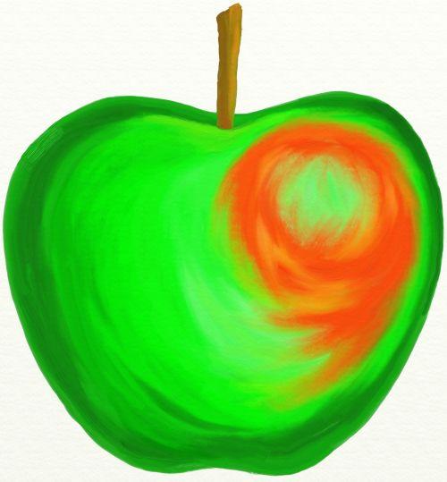 vaisiai,maistas,obuolys,žalias,sveikas,šviežias,šviežias vaisius,šviežias maistas
