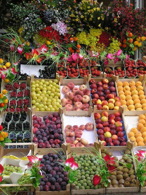vaisių stovykla,daržovių stendas,pardavimas,spalvinga,turgus,pardavimo stendas,prekiautojas