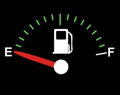 kuro matuoklis,benzinas,kuro,benzinas,siurblys,kuro siurblys,benzinas,tuščia,nurodant,žymeklis