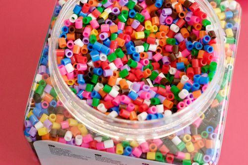 saugiklių karoliukai,karoliukai,perler karoliukai,pyssla,ikea,spalvinga,lydusis saugiklis,amatų,dekoratyvinis,linksma,Hama,amatai,hobis,perler,plastmasinis,daug,jar