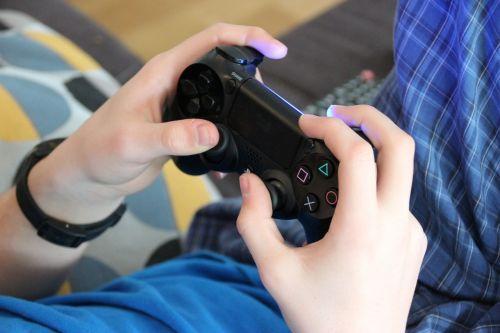 žaidimas,video,žaidimų,valdytojas,rankos,žaisti