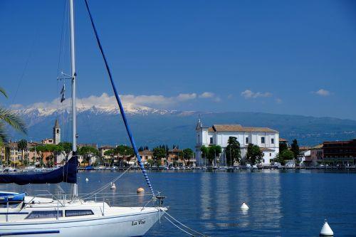 garda,italy,šventė,kraštovaizdis,nuotaika,atmosfera,atmosfera,gamta