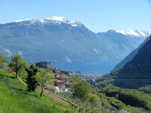 Garda, Idilija, Kraštovaizdis, Monte Altissimo, Monte Altissimo Di Modena, Kalnas, Garda Kalnai, Monte Baldo Tvirtas, Monte Baldo, Aukščiausiojo Lygio Susitikimas, Snieguotas