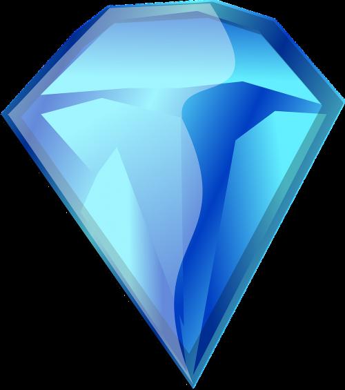 brangakmenis,deimantas,mėlynas,sidabrinė simetrija,figūra,kristalas,blizgantis,vertingas,brangakmenis,papuošalai,brangakmenis,nemokama vektorinė grafika