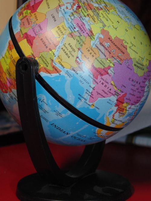 geografija,gaublys,mėlynas,dažymas,navigacija