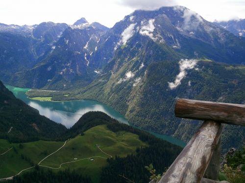 Vokietija,bavarija,dangus,debesys,natūralus spektaklis,alpenblick,kalnai