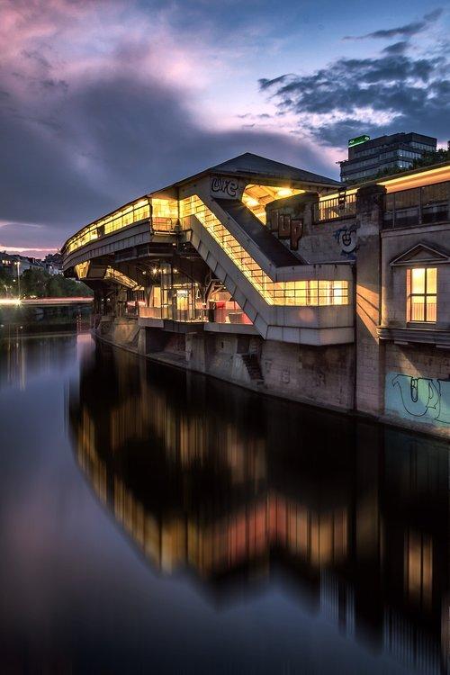 Vokietija, Berlynas, Lankytinos vietos, architektūra, struktūros, statyba, kapitalas, Lankytinos vietos, metro