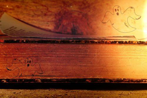 vaiduoklis,knyga,senas,vaiduoklis,baisu