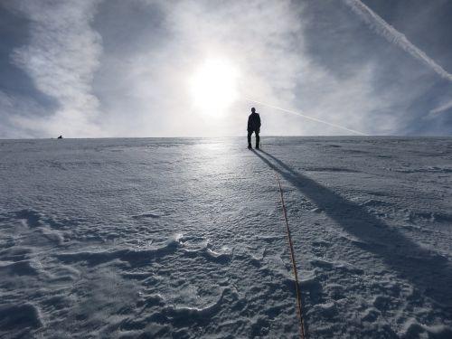 Ledynas, Kelionė, Bergtour, Kraštovaizdis, Zermatt, Britono Plokščiakalnė