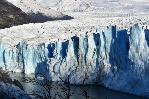 ledynas, Argentina, pobūdį, Pietų Argentina