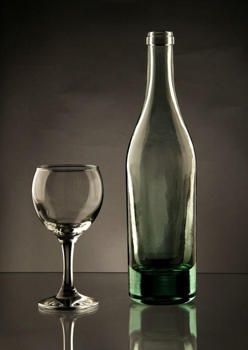 stiklas,butelis,paprastumas,studija