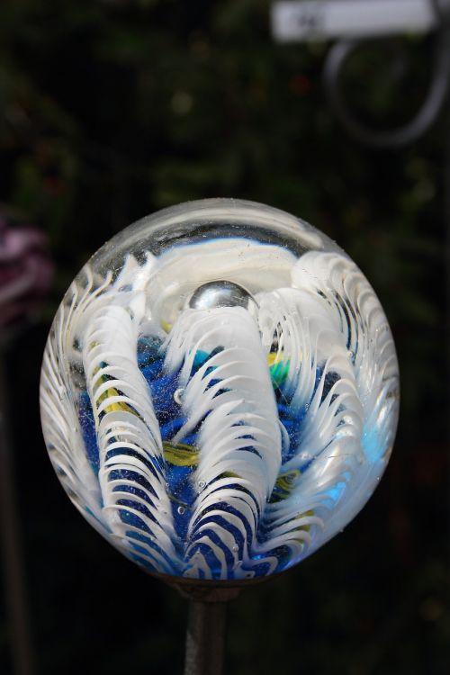 stiklo rutulys,stiklas,apie,skaidrus,spalvinga,aišku,rutulys,gartendeko