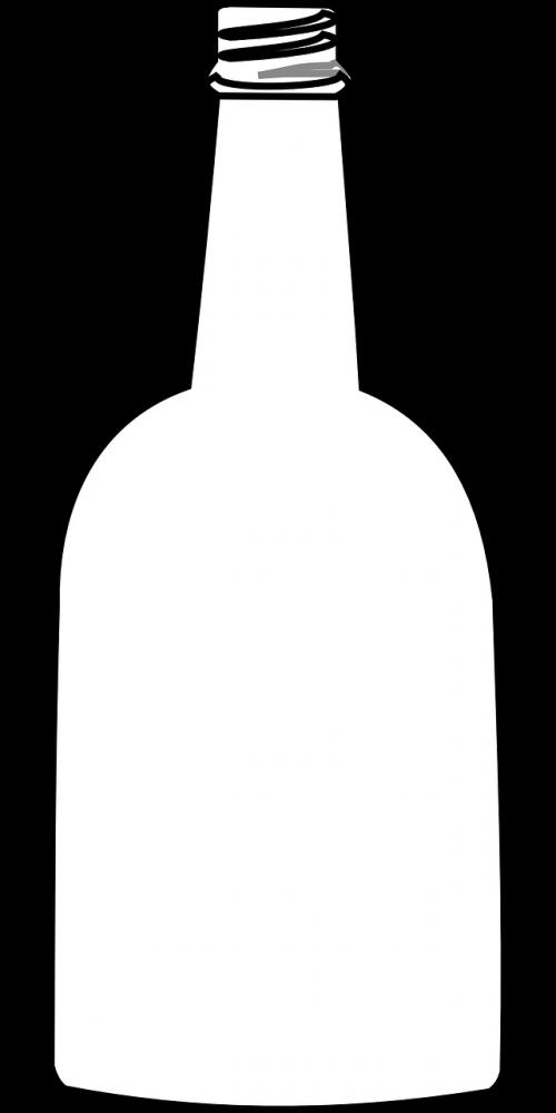 stiklinis butelis,butelis,tuščia,stiklas,vyno butelis,gėrimas,stiklo dirbiniai,nemokama vektorinė grafika