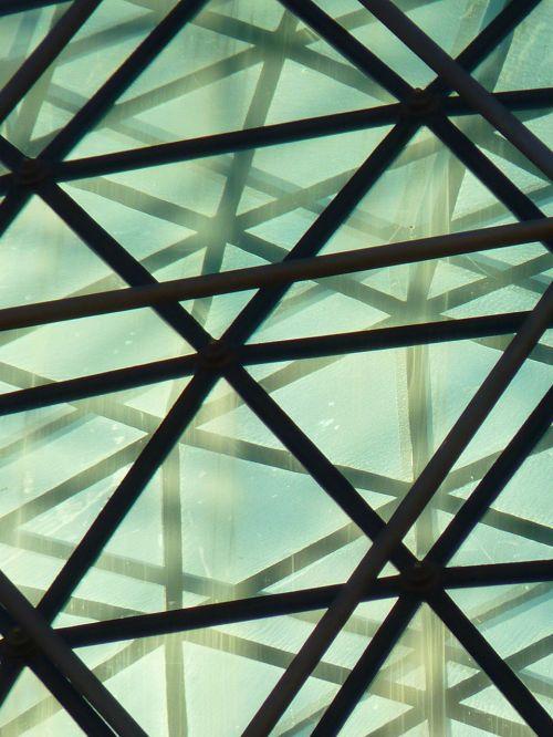 stiklo kupolas,dalí,muziejus,figueras,Ispanija