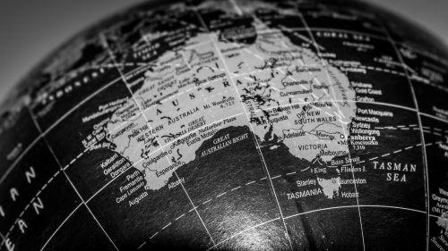 gaublys,australia,žemynas,geografija,kartografija,pasaulis