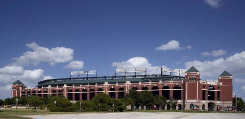 pasaulio gyvenimo parkas,beisbolo stadionas,texas rangers,pagrindinė lyga,aikštė,ballfield,arlingtonas,texas,usa,amerikietiška lyga,franšizė,panorama,architektūra,profesionalus,pramogos