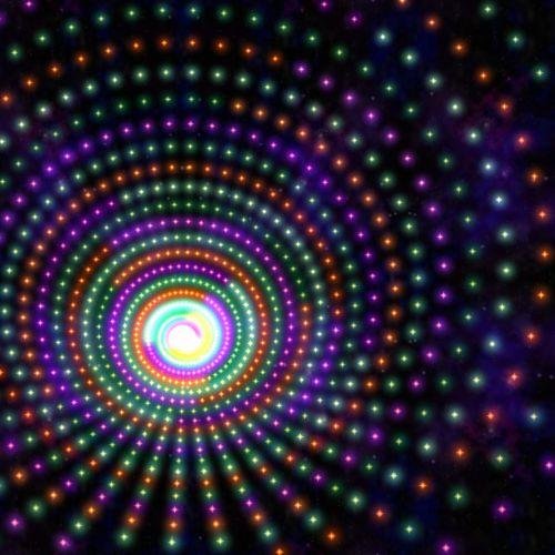 tapetai, švytėjimas, žėrintis, spiralė, spalva, juoda, fonas, menas, abstraktus, žėrintis spiralė