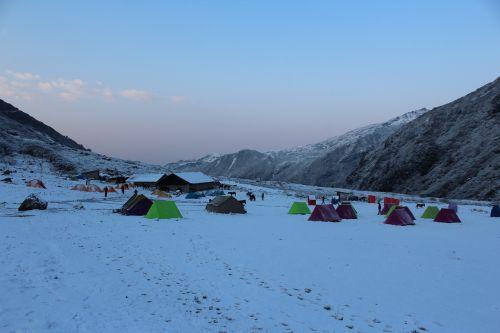 goechala,Sikkim,kanchenjunga,Himalajus