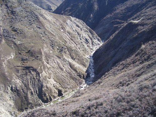 Gorge,upė,kraštovaizdis,uraganas