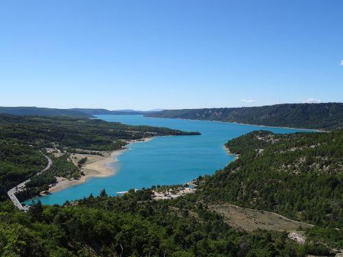 Gorge du Verdon,france,Provence,vaizdas,mėlynas,kraštovaizdis,Europa,Gorge,kelionė,upė,vaizdingas,peizažas
