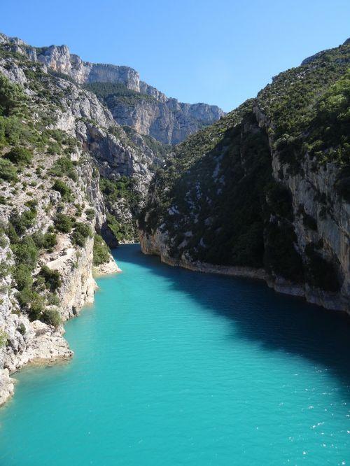 Gorge du Verdon,france,Provence,vaizdas,mėlynas,akmenys,kraštovaizdis,Europa,Gorge,kelionė,upė,vaizdingas,peizažas