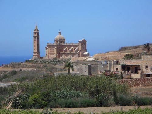 gozo,bažnyčia,eksponuotos,keliauti piligrimine kelione,piligrimystė,krikščionis,tikėk,krikščionybė