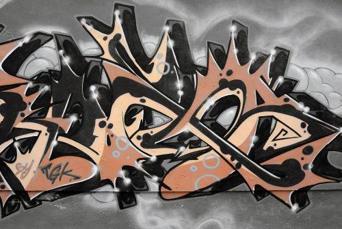 grafiti,gatvės menas,miesto menas,siena,fjeras,fasadas,menas,purkštuvas,Berlynas,kreuzberg,oranžinė
