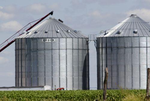 grūdai, Liftas, ūkis, derlius, Kanzasas, maistas, grūdų liftas