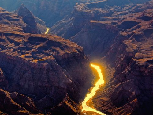 Didysis Kanjonas, Upė, Kanjonas, Grand, Arizona, Colorado, Kelionė, Turizmas