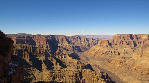 Didysis Kanjonas Į Vakarus, Usa, Didysis Kanjonas, Kanjonas, Arizona, Spalado Upė, Amerikietis