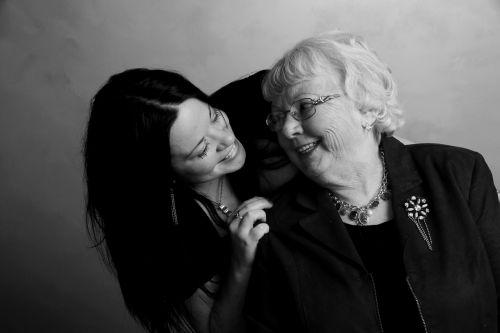 močiutė,meilė,Draugystė,karta