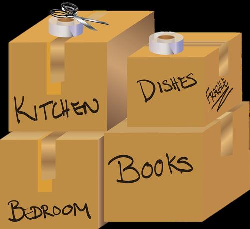 grafinis, juda dėžės, dėžės, žirklės, pakavimo, judėti, perkelti, paketas, laivas, juosta, aišku juosta, Pakavimo juosta, Pristatymas, paketas, Paštas, dovana, dėžė, juda, juosta salė, ritinėlis juosta, grafika, Nemokama vektorinė grafika, Nemokama iliustracijos