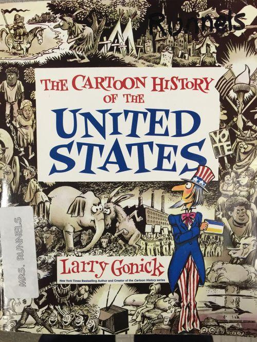 grafinis romanas,Amerikos istorija,neinterpretacija,knyga,padengti,animacinių filmų istorija