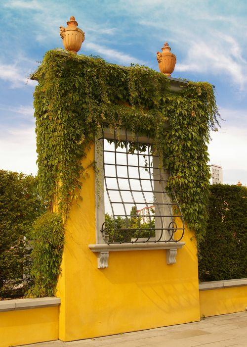 grotelės,architektūra,langas,tinklelis,langų grotelės,kalvotas geležis,verschnörkelt,dekoratyvinis,apvalinimas,augalų lapai,berankt,augti,flora,augalas,lapai,lapai,vynmedis,alpinistas,vyno lapai,sodai pasaulyje,Berlynas,ornamentas,amphora,oranžinė,pastatas,kilniai,geležis,metalas,struktūros,kapitalas,Italijos renesanso sodas,renesansas,ispanų,apsidraudimas,žalia gyvatvorė,formos apsidraudimas