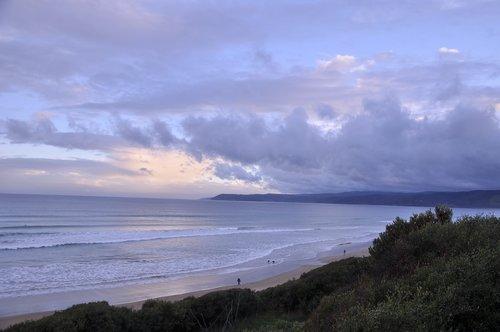 Great Ocean Road, papludimys, jūra, Australija, pakrantė, uolos, pakrantės, vaizdingas, vandenynas