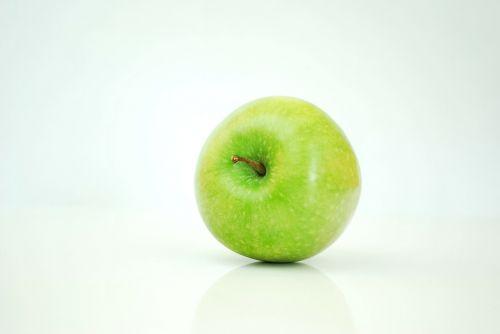 žalias,obuolys,padėklų medienos plaušiena,žalias maistas