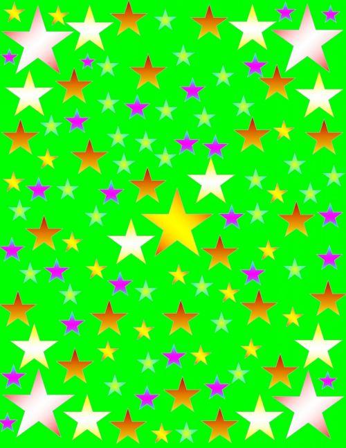 žalia žvaigždutė fone & nbsp, žalias & nbsp, fonas, žvaigždės, modelis, figūra, žalias, žalia fone su žvaigždes