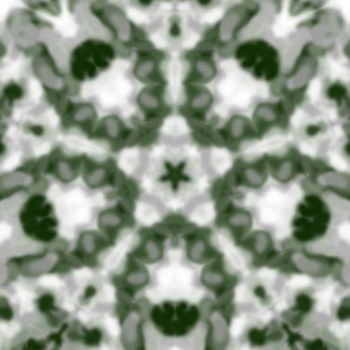 Kaleidoskopas, abstraktus, žvaigždė, žalias, pilka, pilka, balta & nbsp, žiema, žalias, pilka, baltas kaleidoskopas 2