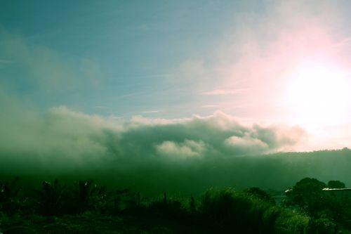 Gamta,  Žalias & Nbsp,  Gamta,  Kalnas,  Debesys,  Dangus,  Debesuota & Nbsp,  Dangaus,  Žalia Gamta 3