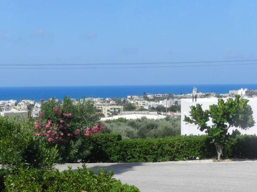 Graikija, heraklionas, atostogos, mažas, Miestas, turistinis, regionas, Graikija 25