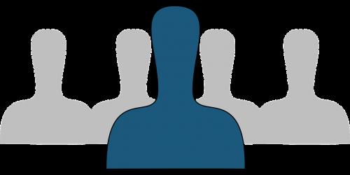 grupė,žmonės,izoliacija,izoliuotas,vienas,individualus,vienas,siluetas,bendruomenė,asmuo,nemokama vektorinė grafika