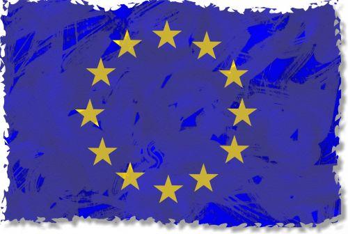 Iliustracijos, clip & nbsp, menas, grafika, iliustracija, vėliava, vėliavos, pasaulio & nbsp, vėliavos, Grunge, grunge & nbsp, vėliava, eu, Europa, europietis, europos & nbsp, sąjunga, europietis & nbsp, vėliava, europos & nbsp, asociacija & nbsp, vėliava, grunge europos sąjungos vėliava