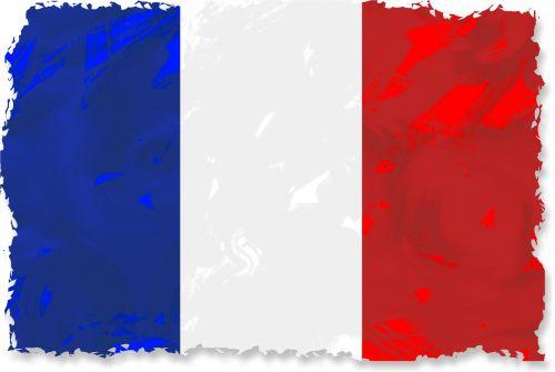 Iliustracijos, clip & nbsp, menas, grafika, iliustracija, vėliava, vėliavos, pasaulio & nbsp, vėliavos, Grunge, grunge & nbsp, vėliava, france, Prancūzų kalba, french & nbsp, vėliava, grunge french flag