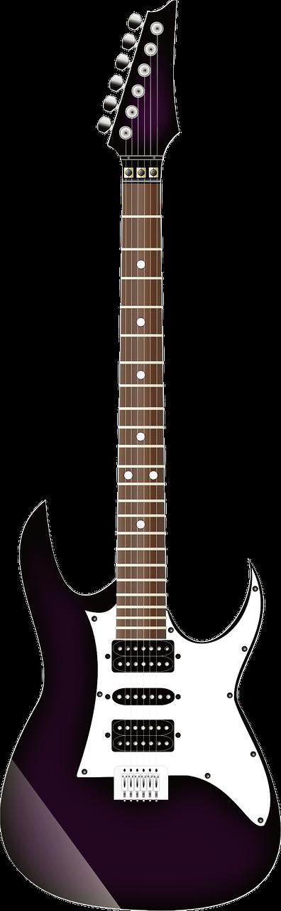 gitara,elektrinė gitara,muzika,Rokas,muzikantas,instrumentai,instrumentinė muzika,violetinė,muzikos instrumentai,styginiai instrumentai,iliustracija